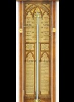 English 'admiral Fitzroy' barometer
