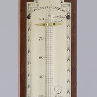 American 18th century thermometer